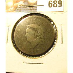 1817 U.S. Large Cent, Good