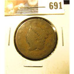 1816 U.S. Large Cent, Good