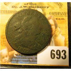 1802 U.S. Large Cent, AG/Good.