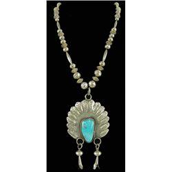 Navajo (?) Necklace