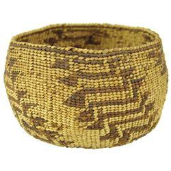 Pit River Basket