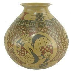Casa Grandes Pottery Jar - Miguel Bugarini