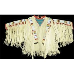 Arapaho-Style War Shirt
