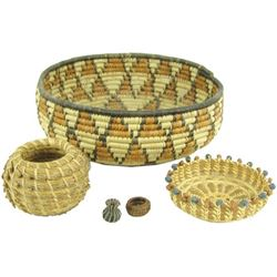 Group of Baskets