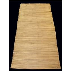 Klamath Tule Reed Floor Mat