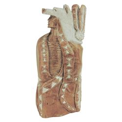 Norman Lewis Stone Sculpture