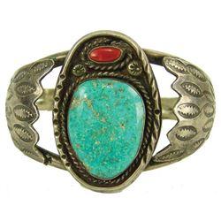 """Navajo Bracelet - """"TG"""""""