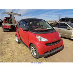 2009 - SMART FORTWO