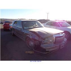 1995 - LINCOLN TOWN CAR