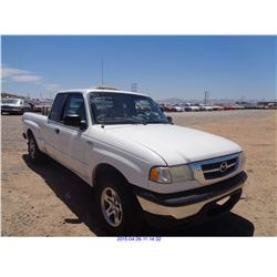 2001 - MAZDA B3000