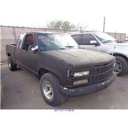 1991 - CHEVROLET CK 1500