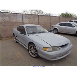 1995 - FORD MUSTANG