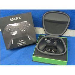 New X-BOX ELITE wireless controller