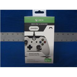 New X-BOX ONE & windows wired controller