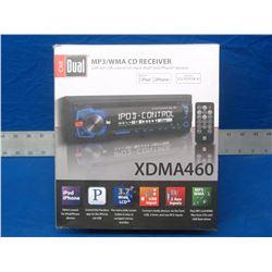 New Dual i-pod-i-phone/mp3/CD Reciever