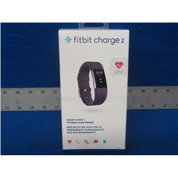 New FITBIT Charge 2 heart rate & fitness wristband