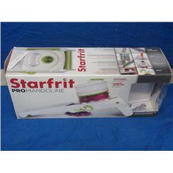 New Starfrit Pro Mandoline