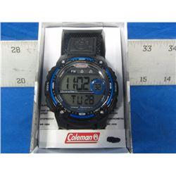 New Coleman Digital watch