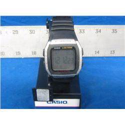 New Casio illuminator digital watch