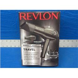 New Revlon Travel hair dryer