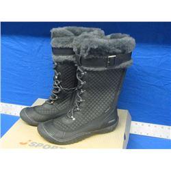 New J sport womens size 8 winter boots