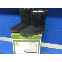New Dawgs micro fibre winter boots womens size 7