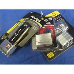 New lot of 3 Master Locks 1 with hasp