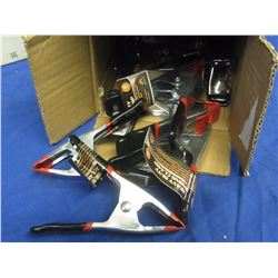 """Box of 12 clamps 4"""""""