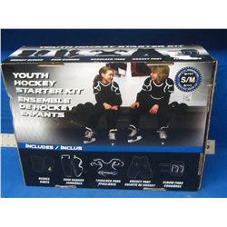 New Youth hockey starter kit