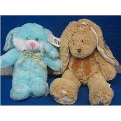 2 New stuffed animals super soft