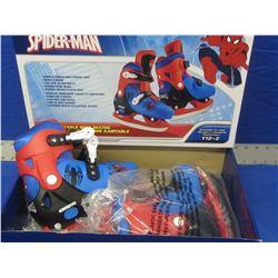 New Spiderman boys skates