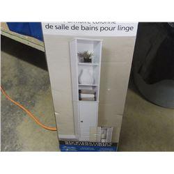 New Mainstays bathroom linen tower
