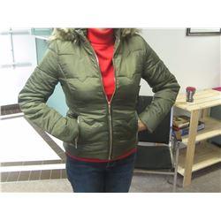 New winter puffer coat