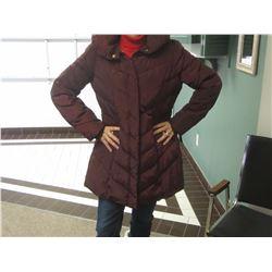 New Steve Madden womens winter coat - large