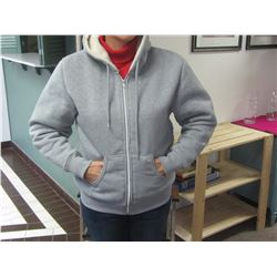 New grey Hoodie small