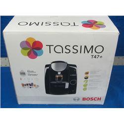 New Coffee Maker Bosch Tassimo T47+