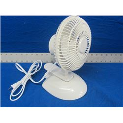 """New fan 8"""" with clip on feature"""