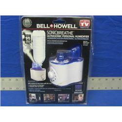 New Bell + Howell personal Humidifier