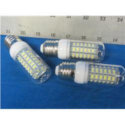 New LED Cobb light bulbs lot of 3
