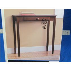 console/hallway table with drawer