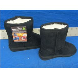 New Dawgs microfiber winter boots for toddlers