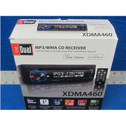 New Car Stereo / mp3/wma/cd receiver