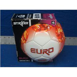 New Soccer ball / Striker size 4
