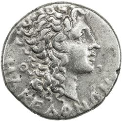 MACEDONIA: Roman Rule, 90-75 BC, AR tetradrachm (16.21g), Pella. F-VF