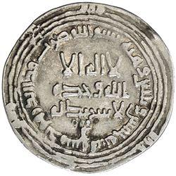 ABBASID: al-Saffah, 749-754, AR dirham (2.82g), Dimashq, AH135. VF