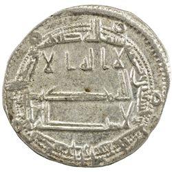 ABBASID: al-Rashid, 786-809, AR dirham (2.99g), Bukhara, AH193. EF