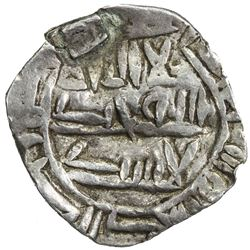 SULAYMANID: Yahya b. Muhammad, 906-910, AR fractional dirham (0.71g), NM, ND. VF