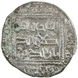 AYYUBID: al-Nasir Yusuf I (Saladin), 1169-1193, AR dirham (2.75g), Dimashq, AH588. VF