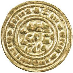 SULAYHID: 'Ali b. Muhammad, 1047-1081, debased AV dinar (1.97g), NM, ND. EF-AU