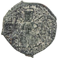SELJUQ OF RUM: Jahanshah, 1220s, AE fals (5.03g), NM, AH626. VF